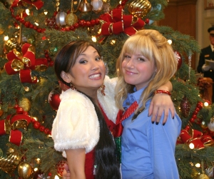 BRENDA & ASHLEY CHRISTMAS #1