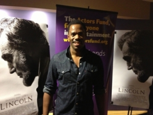 Colman Domingo Lincoln 10.22.12 Screening NYC - - Colman Domingo