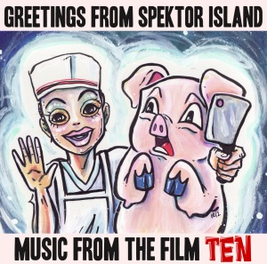 15. Greetings From Spektor Island