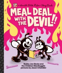 37.5 Bobby Joe Ebola & the Children Macnuggits - Meal Deal with the Devil EP