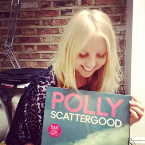 40. Polly Scattergood - Disco Damaged Kid