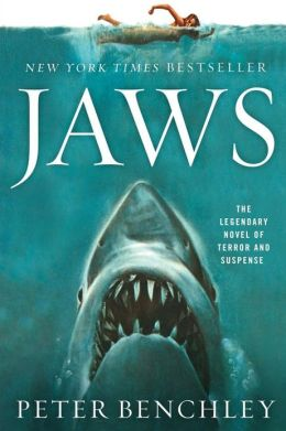 a summary of the novel jaws by peter benchley Peter benchley's 1974 novel about a shark terrorizing the long island seaside  town of amity  at its core, jaws is that great, rare thing, a novel that hinges  around a single, terrifying concept  the mafia sub-plot doesn't fly.