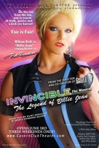 """""""A drag queen review tribute to Billie jean."""" - Mark Rosenthal"""
