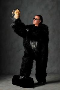Mark Rosenthal - Man + Ape