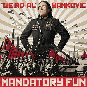 35. Weird Al Yankovic - Mandatory Fun