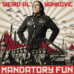 35. Weird Al Yankovic - Mandatory Fun