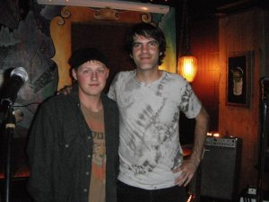Jared Mees w/ yours truly @ Baby Bar in Spokane, WA circa 2010.  Sort of a dream come true for me.