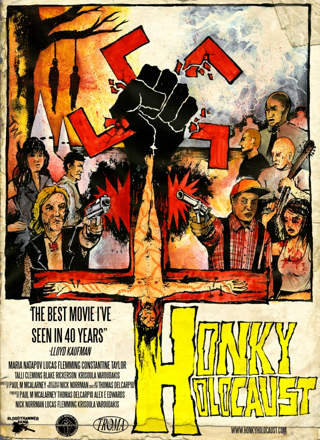 honkyholocaust_official_poster
