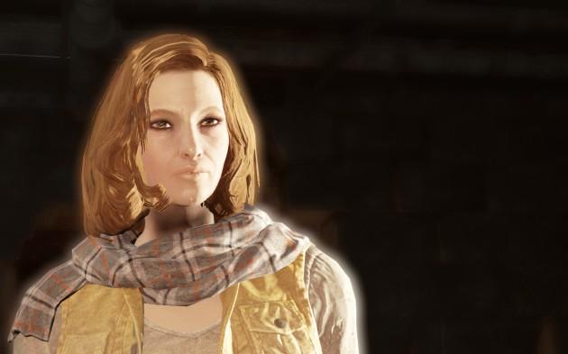 Claudia Christian is Desdemona